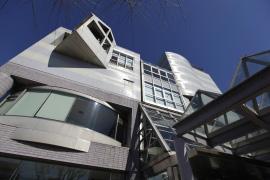 ラペック静岡の建物の外観