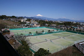 日本平運動公園庭球場